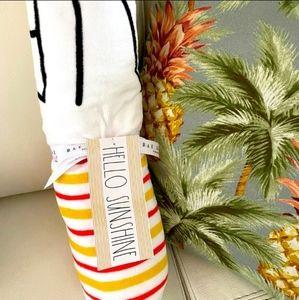 NWT🌞Rae Dunn Beach Towel